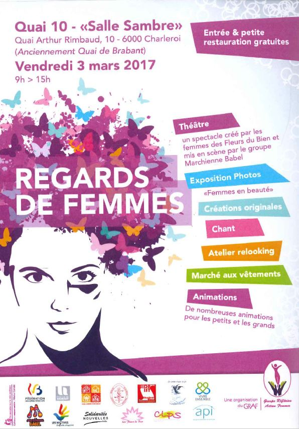 Regards de femmes image